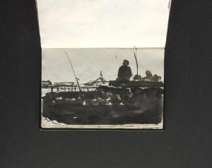 Sketchbook - Brighton, 1986