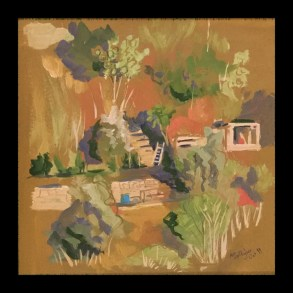 Landscape, Ischia, 1997