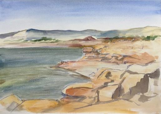 Abiquiu Reservoir, 2006