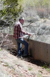 MG - Santa Fe Reservoir, 2010