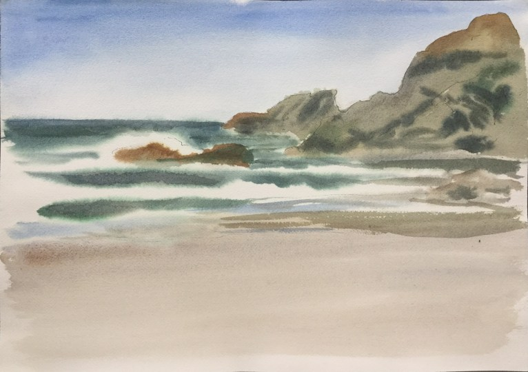 Bailey Beach, 2009