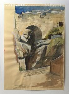 Aqueduct, Ronda, 2002