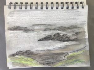 Beach, MacKerricher State Park, July 11th, 2019