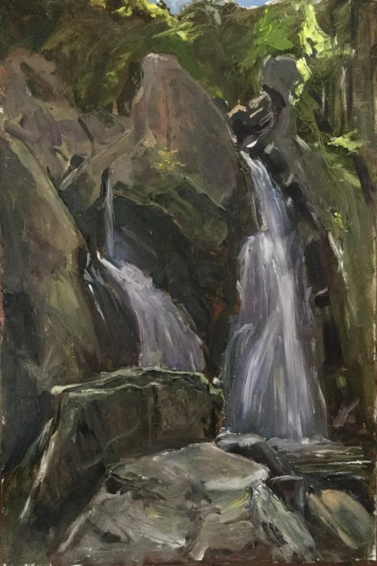 Bash Bish Falls, 11:00 am, May 26th, 2020