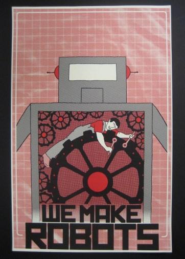 We Make Robots