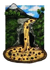 Pizzafall