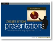 Artikel 631 des Before&After-Magazins: Design Simple Presentations