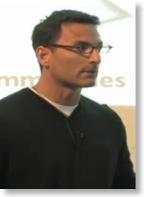 Garr Reynolds präsentiert bei Authors@Google