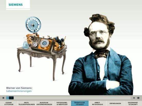 Werner von Siemens –Lebenserinnerungen