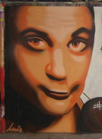 Scheldon Cooper Portrait
