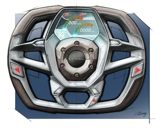 Steering wheel render 2