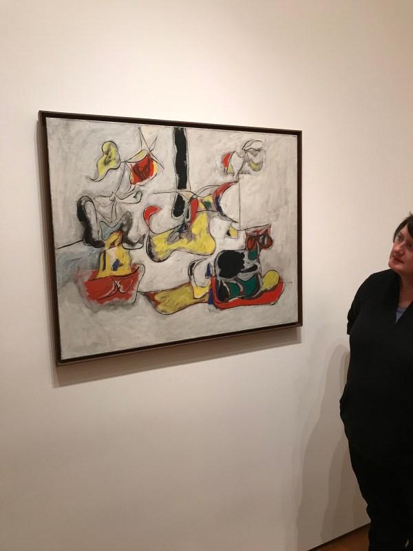Moma Contemporary American Art Context