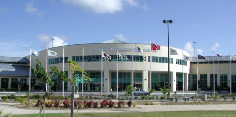 Piarco Airport, Port of Spain, Trinidad
