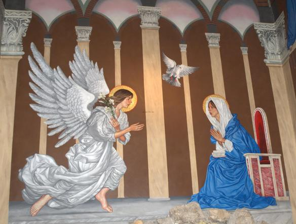 Tirana Catholic Church - The Annunciation