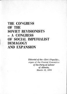 The Congress of the Soviet Revisionists