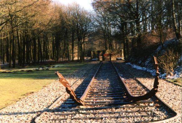 Westerbork Rail Memorial