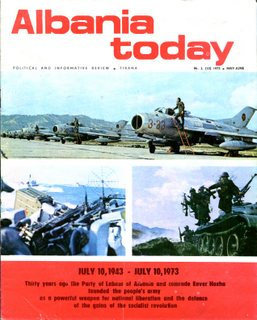 Albania Today Vol 2 No 3 (10) 1973 May-June