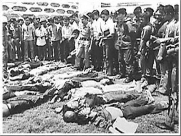 Indonesian Anti-Communist Massacre 1956-66