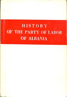 History of the Party of Labour of Albania