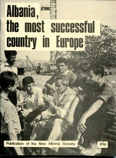 Albania - the most successful country in Europe