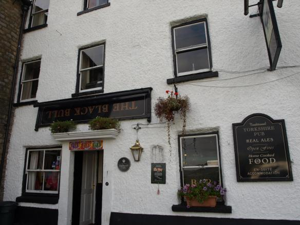 The Black Bull, Reeth
