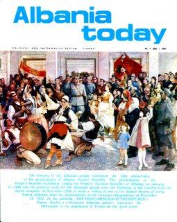 Albania Today No 1 1981