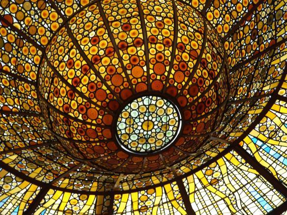 'The Sun' Concert Hall - Palau de la Música Orfeó Català