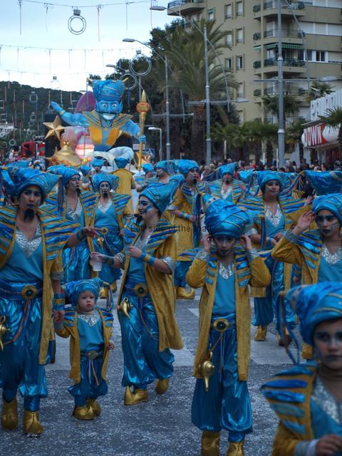08 - Platja d'Aro Carnival 2014