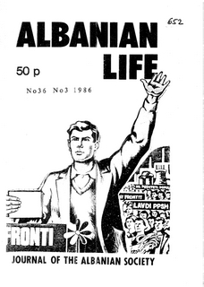 1986 Albanian Life, No 36, No 3, 1986