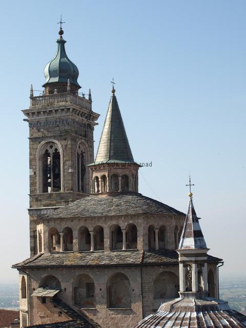 Colleoni Chapel and Maria Maggiore