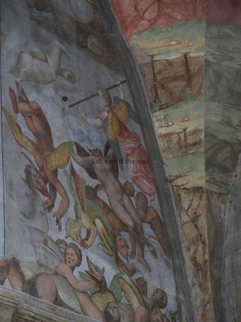 Expulsion of Rebel Angels from Heaven