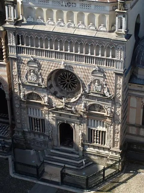 Colleoni Chapel, Città Alta, Bergamo