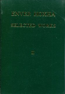 Enver Hoxha, Selected Works, Volume 2
