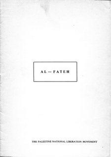 Al Fateh - Palestine National Liberation Movement