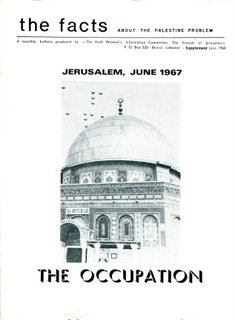 Jerusalem June 1967 - The Occupation
