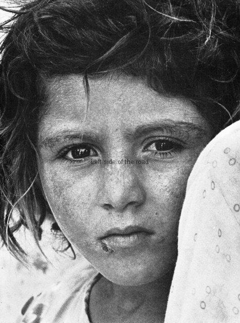 Young Palestinian Refugee