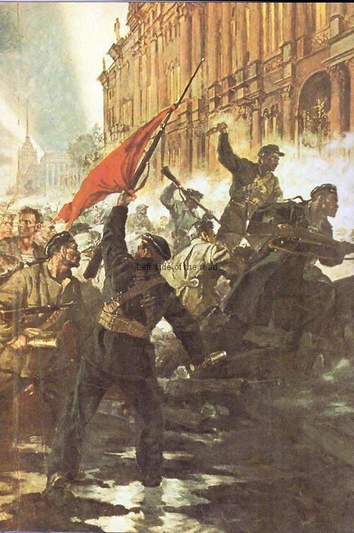 Attack on the Winter Palace
