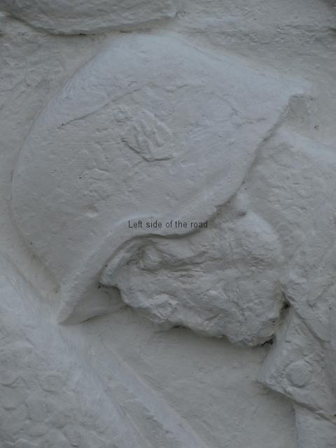Mushqete Monument - 'Skeletal' Nazi