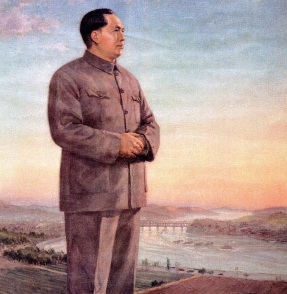 Comrade Mao Tse-tung