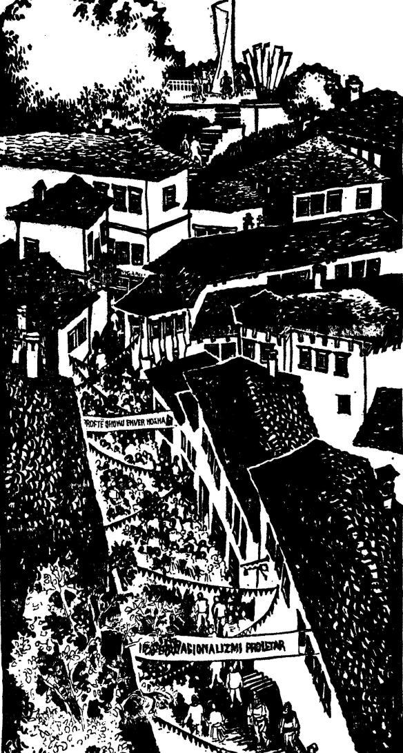 Holiday in Gjirokaster - Zamir Mati