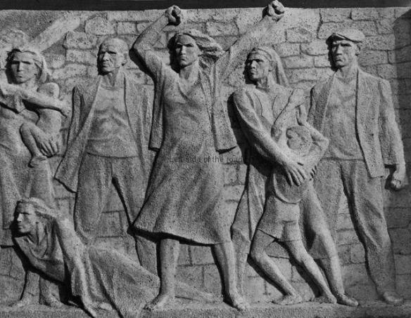 Monument to Borova, Erseke - 03