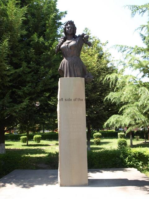 New Liri Gero Statue
