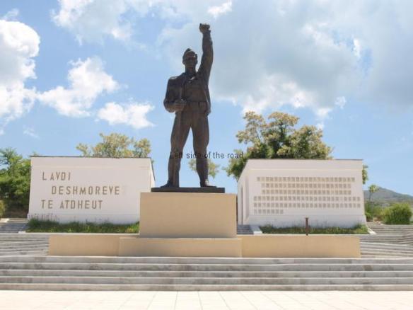 Martyrs' Cemetery, Korçë