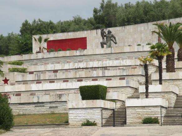 Lushnjë Martyrs' Cemetery