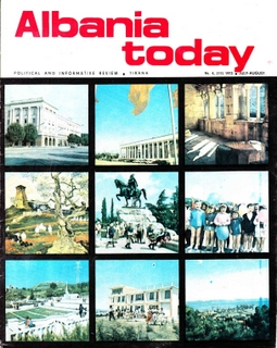 Albania Today, No 4 (11) 1973