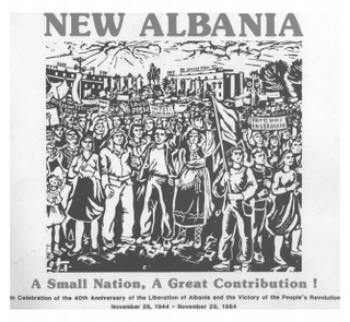 New Albania - A small nation, a great contribution