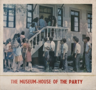 The Museum House of the Party - Tirana