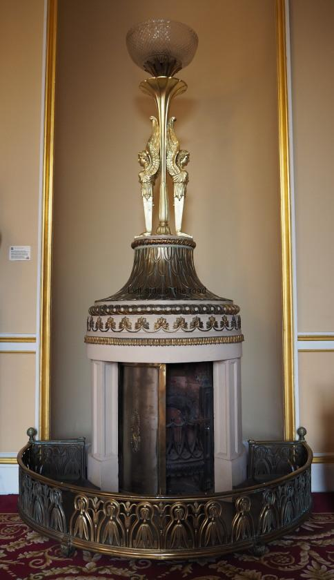 Stove from Carlton House