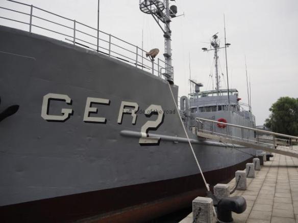The Pueblo - US Spy Ship