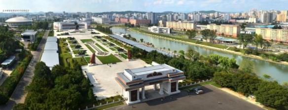 Victorious Fatherland Liberation War Museum - Panorama